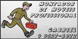 Montador de Moveis Profissional (Melhor Preço)