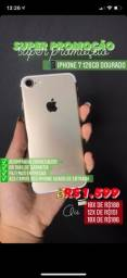 iPhone 7 128GB. Aceitamos seu iPhone como parte do pagamento!!!!