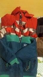 jaquetas super quentes