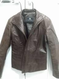 Jaqueta de couro argentino legítimo