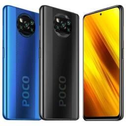 Poco X3 NFC 6GB/128GB + Brinde!!! 12x sem juros