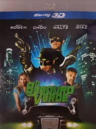 A nova versão de um clássico pop! Blu Ray Besouro Verde