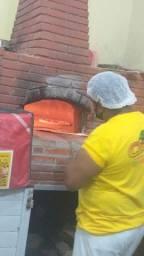 Passo o ponto de pizzaria