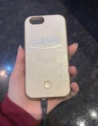 Capinha led iphone 6