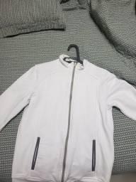 Jaqueta Zara Branca Tamanho M