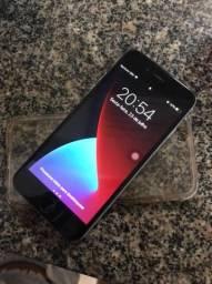 iPhone 6 64gb bem conservado estado de novo, sem pegar chip e biometria, bateria 100%