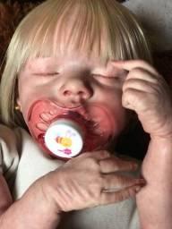 Bebê Reborn - preço negociável