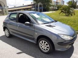 Direto Sem Consulta na Global-Peugeot 206 Pres 1.4 -2005 Completo r$7.790 Leia o Anúncio