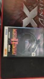 Mortal Kombat II Master System II
