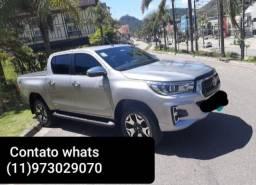 Toyota Hilux 2.8 Srx 4x4 Cd 16V Diesel Automático 2018/2019
