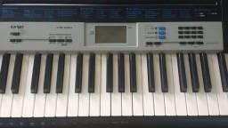 Teclado Casio CTK-1550 (Usado pouquíssimas vezes)