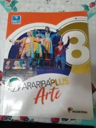 Araribá Plus Arte 8° ano Editora Moderna