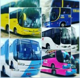 Ônibus de viagens