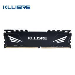 DDR3 8gb 1600MHz com dissipador de calor desktop
