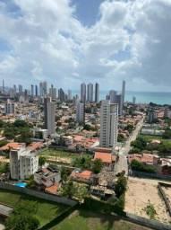 Vista Incrivel de Ponta Negra/ Apartamento no Estrela do Atlantico 17° andar