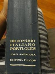 Dicionário italiano português antigo