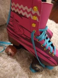 patins Soy Luna (tamanho 39-42) usado.