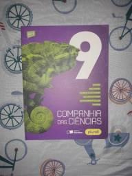 Livro Companhia das Ciências do 9 ano