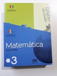 Livro matematica projeto múltiplo volume 3