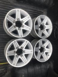 Rodas de alumínio Scorro