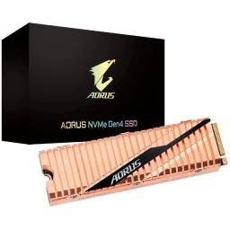 SSD 2TB Gigabyte Aorus NVMe Gen4