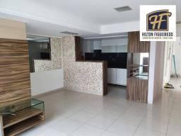 Apartamento com 3 dormitórios à venda, 86 m² por R$ 367.000 - Bessa - João Pessoa/PB