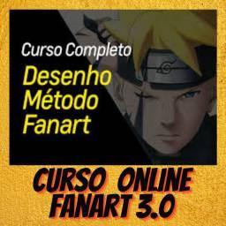 Método Fanart 3.0 - Curso de Desenho Online