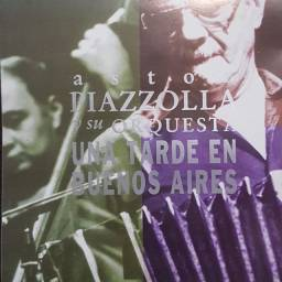 CD Astor Piazzolla - Una Tarde en Buenos Aires