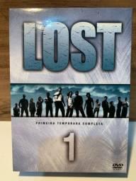 DVD LOST - primeira temporada completa