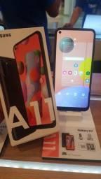Samsung A11 novo, lacrado