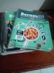 Coleçao Apostilas Bernoulli 2018 nono ano