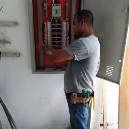 Busco vaga de emprego como eletricista