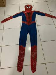 Fantasia Homem Aranha adulto M