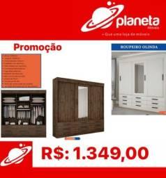 Guarda roupa Olinda TOP