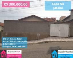 COD:1684 Casa no bairro Jatobá