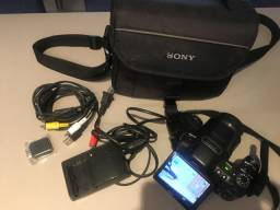 Camera Sony HX1 cartão de m memória 8gb