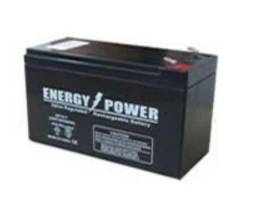 Bateria Selada Para Brinquedos Carrinhos Elétricos 12v 7ah