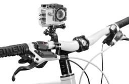 Suporte De Guidão Para Gopro Bicicleta Moto Bike Atrio
