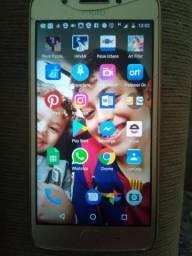 Moto G 5 32g - Troco iPhone 6