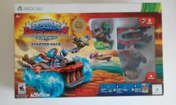 Skylanders Superchargers Starter Pack Kit Inicial Xbox 360