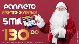 Panfleto Frente e Verso!