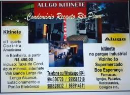 Kitnet no Parque Industrial