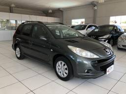 Peugeot 207 SW XR ano 2009 único dono repasse - 2009