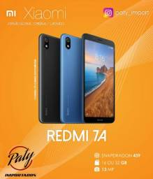 Celular Xiaomi Redmi 7A 16GB Pronta Entrega - Paty Importados