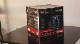 Caixa de Som C3 Tech Sp-235 Black 2.1 Fm/ Sd/ Usb