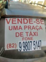 Vende - se Praça de táxi 10.000 mil (Porto Calvo) - 2019