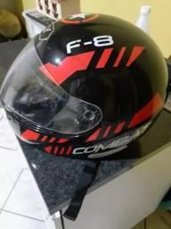 Troco capacete por som automotivo