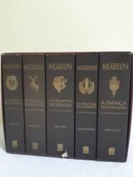 Box Game Of Thrones edição colecionador