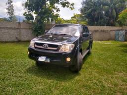 Hilux 2009 GNV completa - 2009