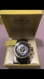 4118a3dcc1e Relógio invicta s1 pulseira borracha original